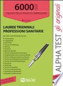 Alpha test - lauree triennali, professioni sanitarie