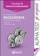 AlphaTest Ingegneria Manuale di Preparazione 11^ediz.