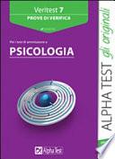 Alpha test - psicologia