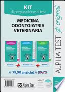 Alpha Test Esercizi Commentati per l'ammissione a Medicina, Odontoiatria e Veterinaria - - 10^ edizione -