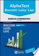 Alpha test Bocconi-Luiss-liuc esercizi commentati