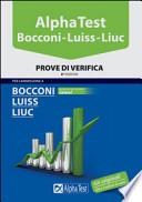 Prove di verifica Bocconi-luiss-Liuc