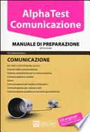 Alpha Test comunicazione manuale di preparazione