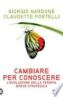 CAMBIARE PER CONOSCERE