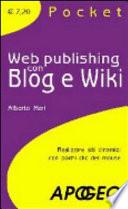 Web Publishing Blog e Wiki