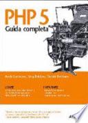 PHP 5 Guida Completa