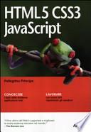 HTML 5 CSS 3 Javascript