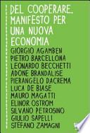 Del cooperare manifesto per una nuova economia