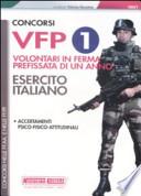 Concorsi VFP1
