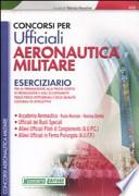 Concorsi per ufficiali aeronautica militare. Eserciziario