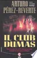 Il club Dumas o L'ombra di Richelieu