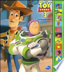 TOY STORY 3, libro musicale