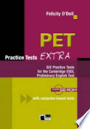 PET Practise Test EXTRA