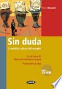 Sin Duda Gramatica activa del espanol