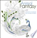 Animal fantasy. Disegni da colorare per vincere lo stress.