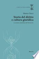 Storia del diritto e cultura giuridica. La scienza del Novecento