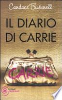 IL DIARIO DI CARRIE (INCLUSE SPESE SPEDIZIONE)