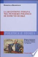 La questione indiana nel pensiero politico di Edmund Burke