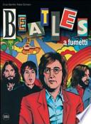 Beatles a fumetti. Con poster ++ con spedzione traccita gratuita Nexive