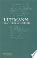 Democrazia e partiti
