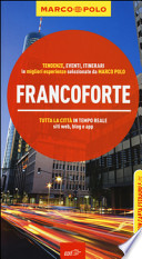 Francoforte. Con atlante stradale