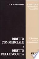 Diritto commerciale 2 - diritto delle società