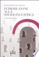 Introduzione alla sociolinguistica