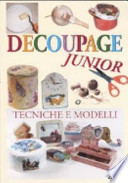 decoupage junior