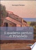 Il quaderno perduto di Pirandello