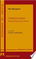 Compensazioni. Antropologia ed estetica