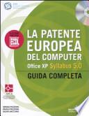 la patente europea del computer office xp syllabus 5.0
