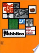In pubblico azioni e idee degli anni Settanta in Italia
