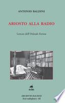 Ariosto alla radio