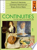 Continuities 2 from the romantic to the victorian age