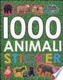 1000 ANIMALI STICKER