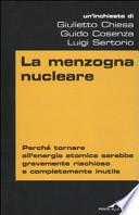 La menzogna nucleare