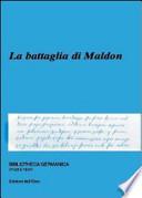 La battaglia di Maldon