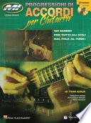 Progressione di accordi per chitarra