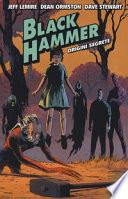 Black Hammer - origini segrete #1