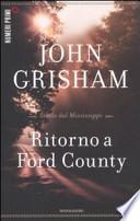 Ritorno a Ford County - Storie del Mississippi