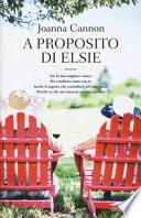 A proposito di Elsie