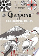 ART-THERAPY GIAPPONE COLOURING BOOK ANTI STRESS