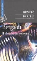 Bergson il filosofo del software