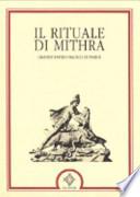 Il Rituale Di Mithra (III Secolo Dopo Cristo)