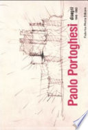 Paolo Portoghesi: Disegni 1949-2003