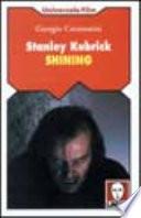 Stanley Kubrick Shining