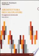 Architettura dei calcolatori- Sesta edizione