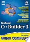 BORLAND C++ BUILDER 3 - GUIDA COMPLETA