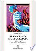 Il fascismo e gli ustascia 1929-1941. Il separatismo croato in Italia