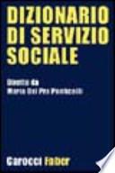 Dizionario di servizio sociale